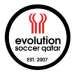 Logo - Evolution Soccer Qatar
