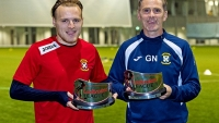 Manager of the Month Award for Naysmith