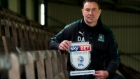 DEREK ADAMS AWARDED SKY BET MANAGER OF THE MONTH AWARD FOR FEBRUARY