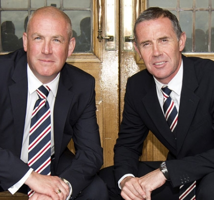 New Rangers Contract for David Weir