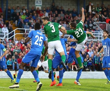 Bennett on the Scoresheet as Cork Bow Out