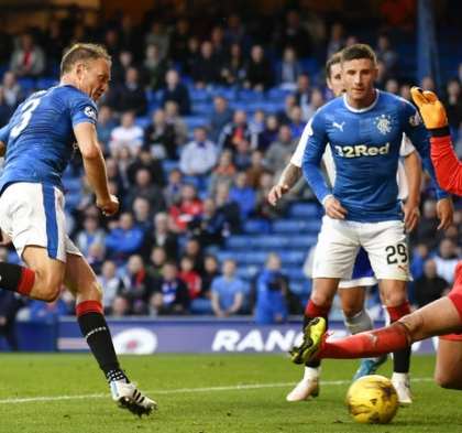 Hill at the Double for Gers