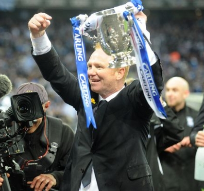 ALEX McLEISH: From Euro Tears to Rocking Wenger