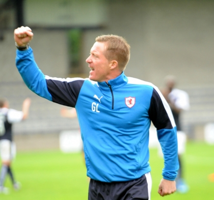 Locke Salutes Table Topping Rovers