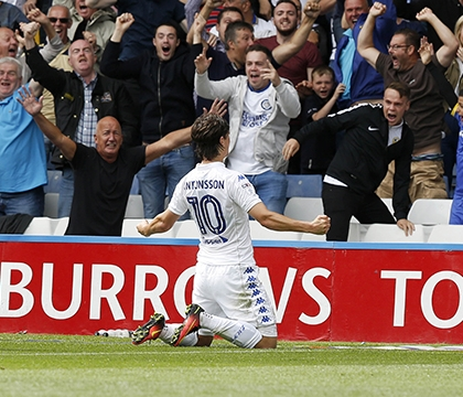 First Win of the Season for Leeds