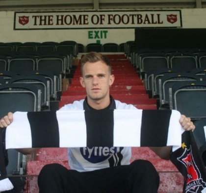 Dundalk Move for Shiels