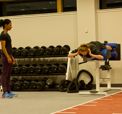 An Interview with Strength & Conditioning Coach Lizzie Fluke