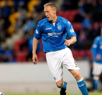 St Johnstone Captaincy for Anderson