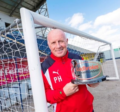 Houston Crowned Manager of the Month
