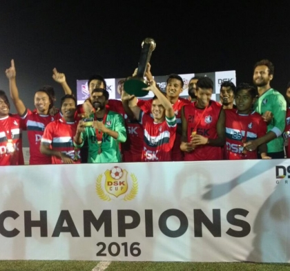 Cup king Rogers lifts Indian Silverware