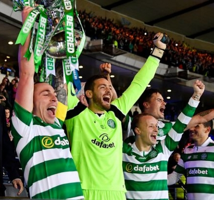 League Cup Joy for Celtic