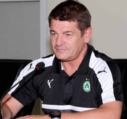 John Carver: From Newcastle to Nicosia