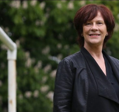 Q&A with Maureen McGonigle - Founder of Scottish Women in Sport