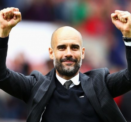 PEP GUARDIOLA AND MANCHESTER CITY'S RECORD BREAKING RUN