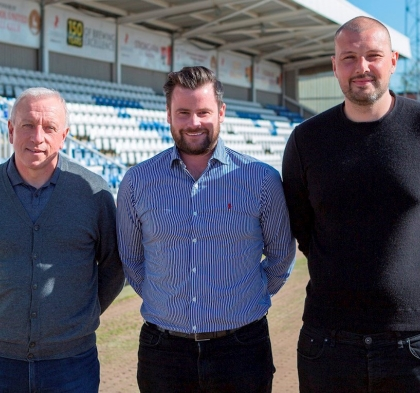 ROSS TURNBULL APPOINTED AS THE NEW FULL TIME GOALKEEPER COACH FOR HARTLEPOOL UNITED