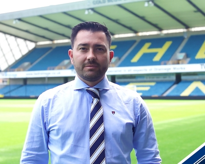 LOSA NAMED DIRECTOR OF FOOTBALL AT MILLWALL LIONESSES