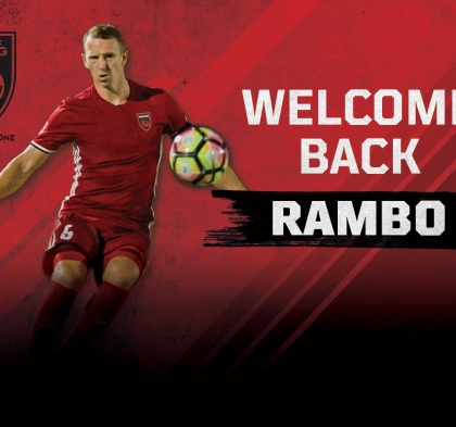 RAMAGE GETS NEW ROLE AT PHOENIX RISING FC