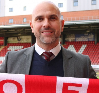 Carl Fletcher Lands Leyton Orient Top Job