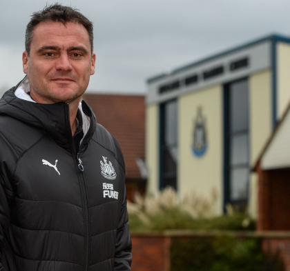 Steve Harper joins Newcastle United as first team coach