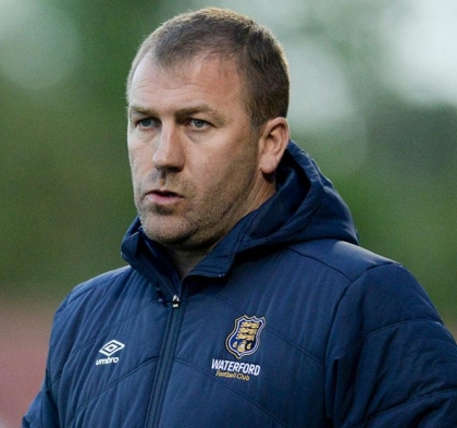 Alan Reynolds appointed U-21 assistant manager