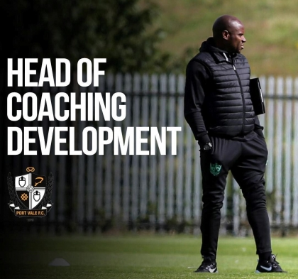 Frank Sinclair Appointed Head of Coaching Development