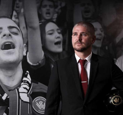 Carl Robinson named new Western Sydney Wanderers coach